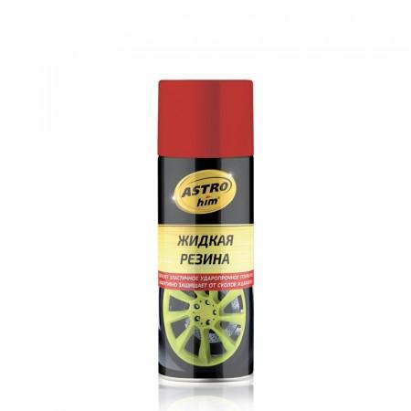 AC-654 Жидкая резина Красный 520ml