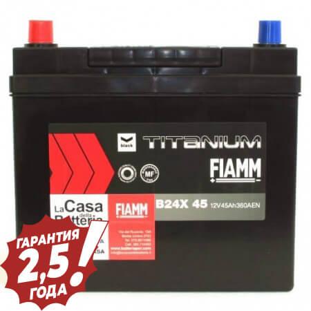 Аккумулятор Fiamm Japan Diamond - B24X 45Ah 360A