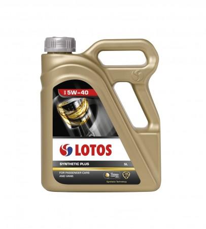 Масло LOTOS 5W40 Syntetic SL/CF 5L