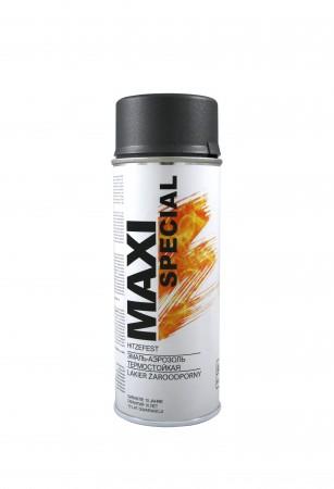 Термост. эмаль Maxi Color антрацит 400ml